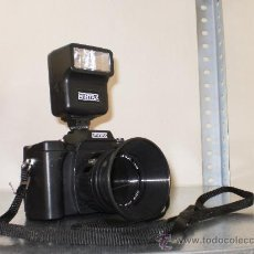 Cámara de fotos: CAMARA DE FOTOS MINTAX MODELO PB 268 - LENS COLOR 50 MM , FOCUS 1:6.3. Lote 31995005