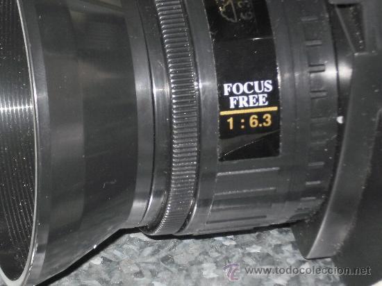 Cámara de fotos: CAMARA DE FOTOS MINTAX MODELO PB 268 - LENS COLOR 50 mm , FOCUS 1:6.3 - Foto 7 - 31995005