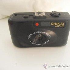 Cámara de fotos: CAMARA JAPONESA DE FOTOS SHIKAI. Lote 32075247