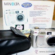 Cámara de fotos: CAMARA DIGITAL MINOLTA DIMAGE 2330 ZOOM. Lote 32118962
