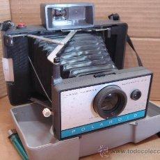 Cámara de fotos: ANTIGUA CAMARA DE FOTOS INSTANTANEA - POLAROID LAND CAMERA AUTOMATIC 210 - U.S.A. 1967. Lote 33974212