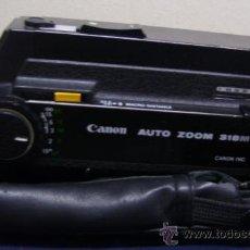 Cámara de fotos: FILMADORA CANON ( AUTO ZOOM 318M ) . Lote 34076286