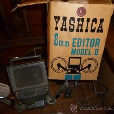 Cámara de fotos: YASHICA EDITOR. Lote 34201560
