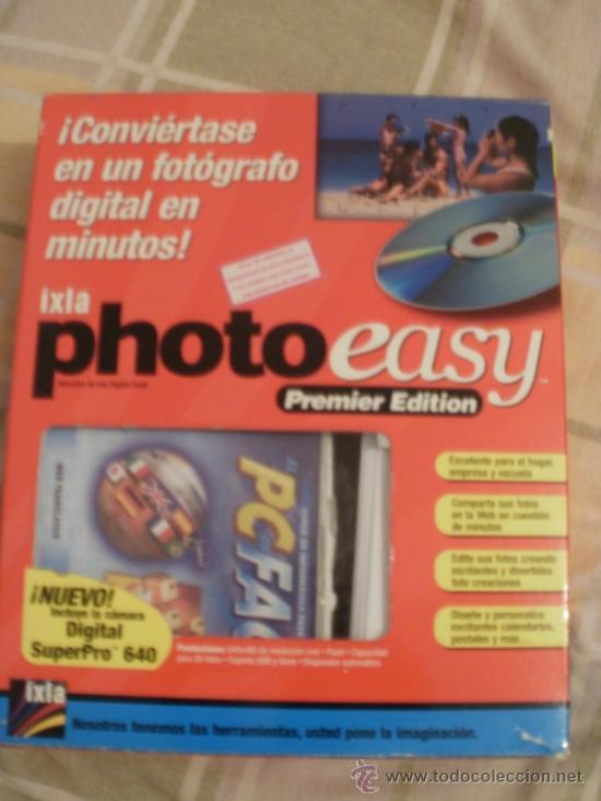 IXLA PHOTOEASY CONVIERTETE EN UN FOTOGRAFO DIGITAL EN MINUTOS (Cámaras Fotográficas - Otras)
