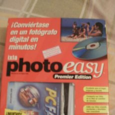 Cámara de fotos: IXLA PHOTOEASY CONVIERTETE EN UN FOTOGRAFO DIGITAL EN MINUTOS. Lote 34694297