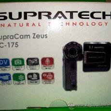 Cámara de fotos: VIDEO CÁMARA SUPRATECH SUPRACAM ZEUS ZC-175. Lote 34856568