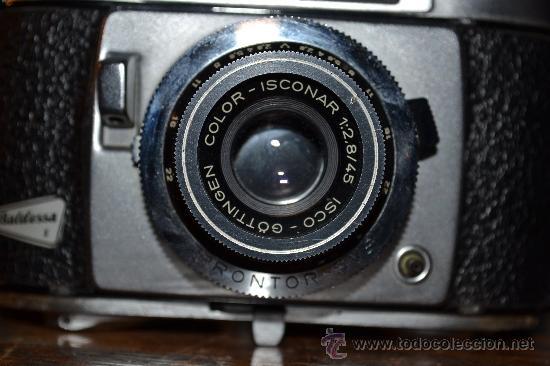 Cámara de fotos: CAMARA FOTOS BALDA - Foto 2 - 35046892