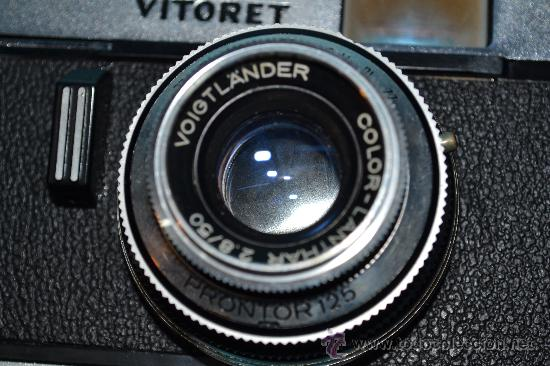 Cámara de fotos: CAMARA FOTOS VOIGTLANDER - Foto 3 - 35048479
