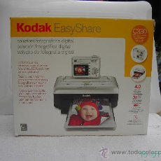 Cámara de fotos: KODAK EASY-SHARE. Lote 35264876