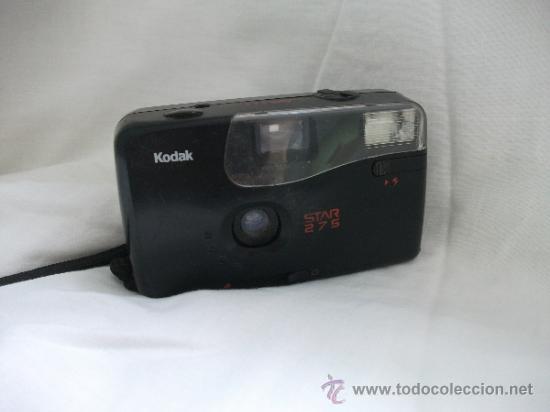 CÁMARA AUTOMATICA KODAK STAR 275 - FLASH INCORPORADO - EXCELENTE ESTADO (Cámaras Fotográficas - Otras)