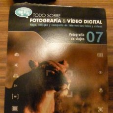 Cámara de fotos: LOTE DE 37 CD TODO SOBRE LA FOTOGRAFIA Y VIDEO DIGITAL. EL MUNDO. Lote 35933937