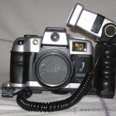 Cámara de fotos: CAMARA FOTOGRAFICA MARCA OLYMPIA MODELO 6000SEL.50 MM. 1 : 6 : 3 , CON MACUTO,. Lote 36647335