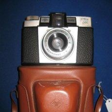 Cámara de fotos: CAMARA AGFA ISOLY ACHROMAT. Lote 37105731