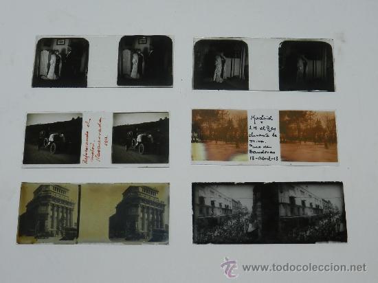 Cámara de fotos: ANTIGUO VERASCOPE, VISOR ESTEREOSCOPICO PRINCIPIOS DEL SIGLO XX, FUNCIONANDO ESTUPENDAMENTE, MIDE 13 - Foto 4 - 42803403