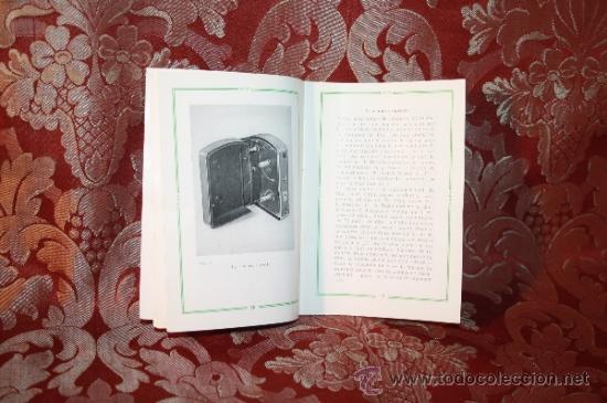 Cámara de fotos: CATÁLOGO DE INSTRUCCIONES PARA LA CÁMARA AK 8 - EN FRANCÉS - 28 PÁGINAS - Foto 3 - 37235140