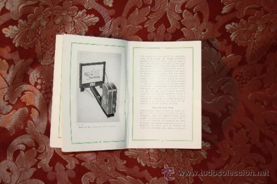 Cámara de fotos: CATÁLOGO DE INSTRUCCIONES PARA LA CÁMARA AK 8 - EN FRANCÉS - 28 PÁGINAS - Foto 4 - 37235140