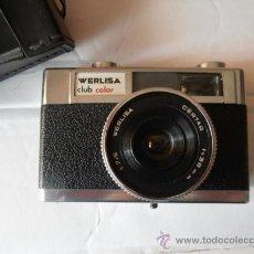 Cámara de fotos: CAMARA DE FOTOS WERLISA CLUB COLOR. Lote 37361007