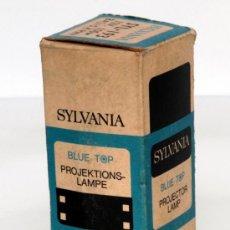 Cámara de fotos: SYLVANIA PROJECTOR LAMP BLUE TOP. Lote 38154377