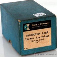 Cámara de fotos: BELL & HOWELL PROJECTOR LAMP. Lote 38154738