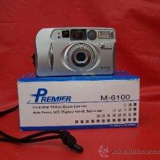 Cámara de fotos: CÁMARA FOTOGRÁFICA PREMIER M-6100. Lote 38619514