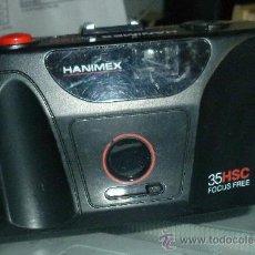 Cámara de fotos: CÁMARA FOTOS * HANIMEX 35 HSC FOCUS FREE. Lote 38693191
