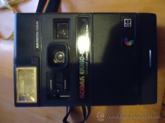 Cámara de fotos: CÁMARA DE FOTOS KODAK EK160 - EF INSTANT CAMERA Cámara de fotos KODAK EK160 - EF Instant Camera. Mad - Foto 6 - 38876481