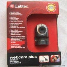 Cámara de fotos: WEBCAM PLUS LABTEC. Lote 39004139