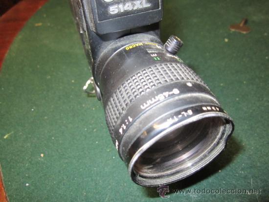 Cámara de fotos: Cámara de vídeo Canon 514 XL. 20 x 12 x 3,50 cms. - Foto 3 - 39066972