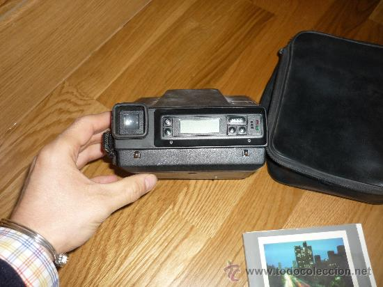 Cámara de fotos: CAMARA FOTOS POLAROID F112 close-up lente macro FUNCIONANDO Y EN MUY MUY DIFICIL !!!!!! - Foto 2 - 39172150