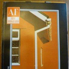 Cámara de fotos: REVISTA AF DE 1980 Nº 347 MUY INTERESANTE ARTE FOTOGRAFICO 112 PAG MUCHAS FOTOS REVISTA MUY TECNI. Lote 39507293