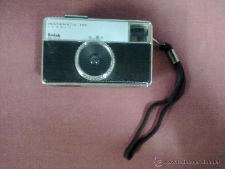 CAMARA FOTOS KODAK INSTAMATIC 133 MADE IN GERMANY (Cámaras Fotográficas - Otras)