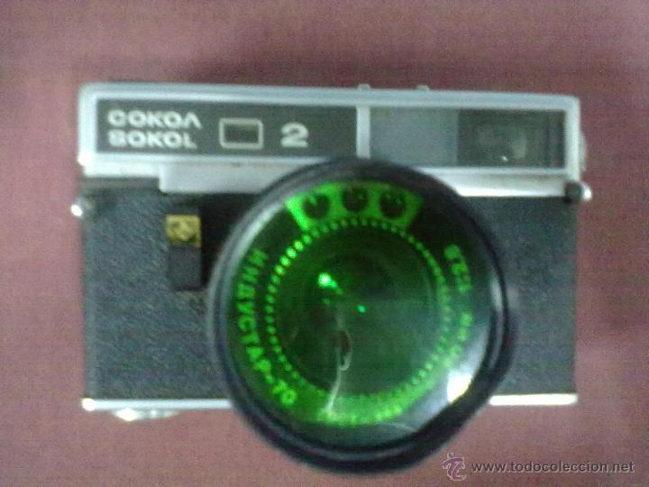 CAMARA FOTOS RUSA COKOA SOKOL 2 (Cámaras Fotográficas - Otras)