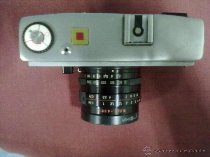 Cámara de fotos: CAMARA FOTOS RUSA COKOA SOKOL 2 - Foto 2 - 39695005