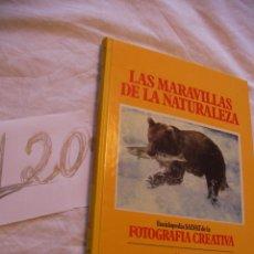 Cámara de fotos: ENCICLOPEDIA SALVAT DE LA FOTOGRAFIA CREATIVA - LAS MARAVILLAS DE LA NATURALEZA - ENVIO GRATIS. Lote 39793795