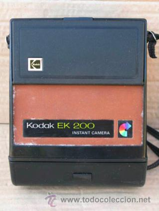 CAMARA DE FOTOGRAFÍA KODAK EK 100 INSTANT CAMERA. (Cámaras Fotográficas - Otras)