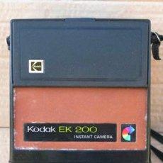 Cámara de fotos: CAMARA DE FOTOGRAFÍA KODAK EK 100 INSTANT CAMERA.. Lote 39930722