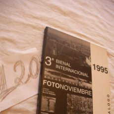 Cámara de fotos: ANTIGUO CATALOGO FOTONOVIEMBRE - ENVIO GRATIS A ESPAÑA . Lote 39902559