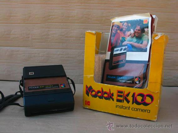 Cámara de fotos: Camara de fotografía KODAK EK 100 INSTANT CAMERA. - Foto 5 - 39930722
