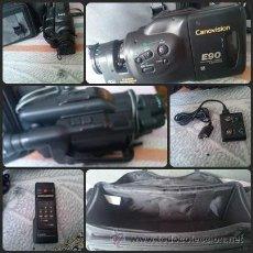 Cámara de fotos: VIDEO CAMARA CANON 10X 8.5-85MM 1:1.6. Lote 39944716