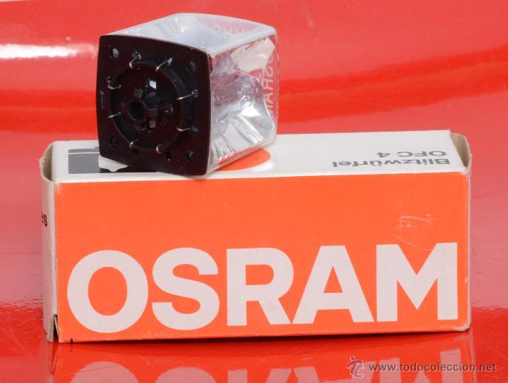 Cámara de fotos: FLASHCUBES OSRAM OFC4 - Foto 2 - 40045221