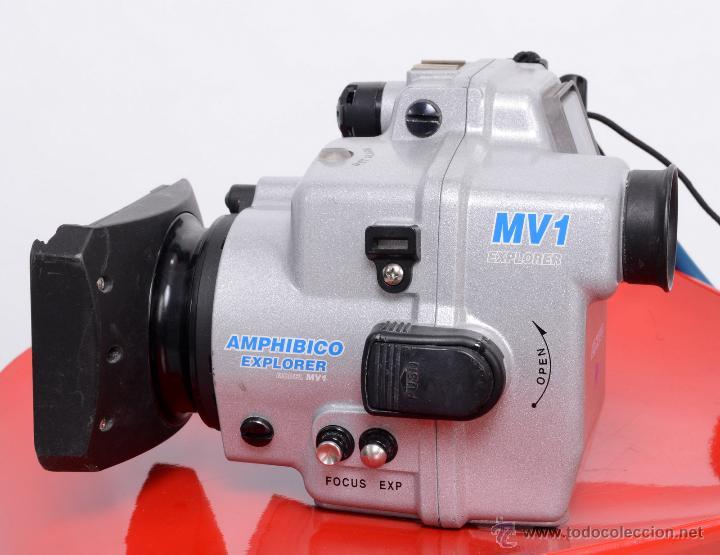 Cámara de fotos: AMPHIBICO MV1 Canon Optura - Foto 2 - 40046512