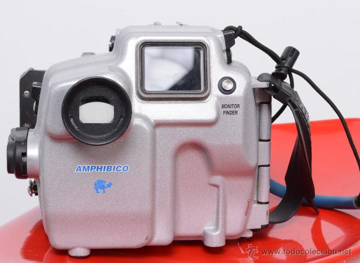 Cámara de fotos: AMPHIBICO MV1 Canon Optura - Foto 3 - 40046512