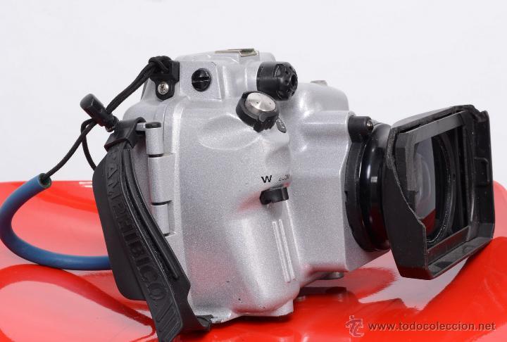 Cámara de fotos: AMPHIBICO MV1 Canon Optura - Foto 4 - 40046512