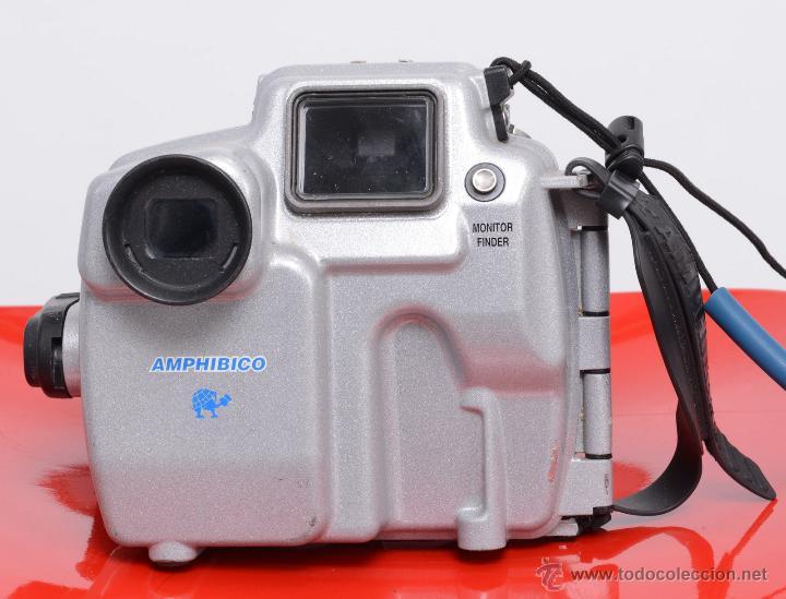 Cámara de fotos: AMPHIBICO MV1 Canon Optura - Foto 5 - 40046512