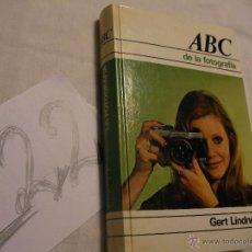 Cámara de fotos: ABC DE LA FOTOGRAFIA - GERT LINDNER. Lote 40166750