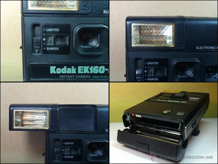 Cámara de fotos: CÁMARA KODAK EK160-EF - INSTANT CAMERA ELECTRONIC FLASH - Foto 3 - 40253751