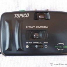 Cámara de fotos: CAMARA DE FOTOGRAFIAR - TOPICO / MINITOP 2 WAY CAMERA. A ESTRENO.. Lote 40570087