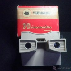 Cámara de fotos: VIEW-MASTER 3D DIMENSION VIEWER MODEL G. Lote 40832884