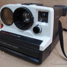 Cámara de fotos: CAMARA INSTANTANEA POLAROID - SUPERCOLOR SONAR AUTOFOCUS 3500 - AÑO 1978 ¡¡ FUNCIONANDO ¡¡. Lote 53360590