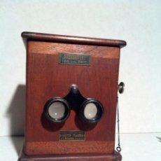 Cámara de fotos: VISOR ICA STEREOSPEKT DRESDEN 1920 CASA DE AGUSTIN FRAGERO. Lote 41578560